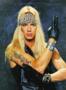 Bret Michaels of Poison