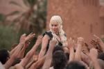 Daenerys Targaryen freeing slaves