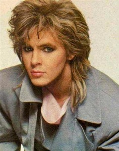 Nick Rhodes of Duran Duran