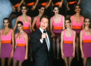 Robert Palmer + decoration