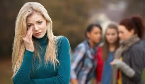Bullying pretty girls