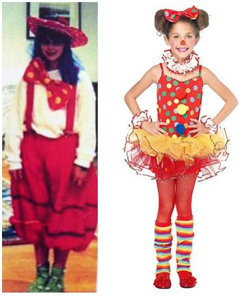Halloween Costumes, Then and Now 3