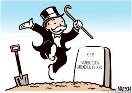 RIP American middle-class