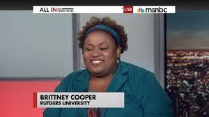 Rutgers Professor, Brittany Cooper
