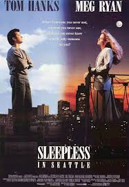 Sleepless in Seattle with Tom Hanks and Meg Ryan