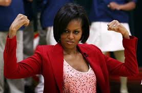 A Strong Michelle Obama