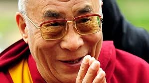 The Dalai Lama: This is what the feminist looks like.