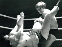 Pro wrestlers, 1960s