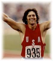 Jenner gold-medaled in the 1976 Olympics.