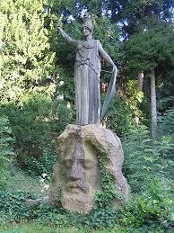 Athena emerges from Zeus's head
