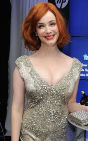 Actress, Christina Hendricks