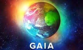 Gaia, mother earth goddess