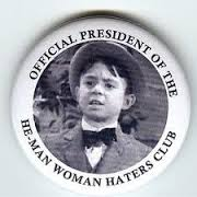 He-man woman haters club
