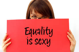 Gender equality = sexual equality