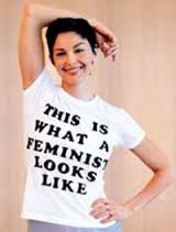 Ashley Judd: This is what a feminist looks like.