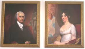 James and Dolly Madison