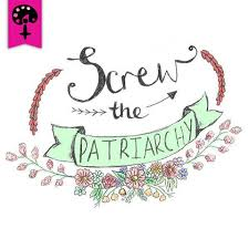Screw the patriarchy. Literally?