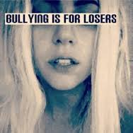 Lady Gaga says bullying is for losers