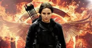 Katniss, bringing back the Goddess