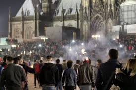 Cologne's marred New Year's Eve celebration