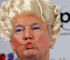 """Donna"" Trump, Photo from The Daily Sqib."
