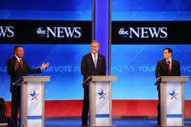 Republican establishment: John Kasich Jeb Bush, Marco Rubio