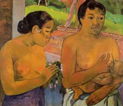 Paul Gauguin, The Offering