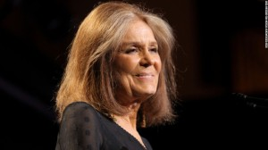 Gloria Steinem at any event in 2013.