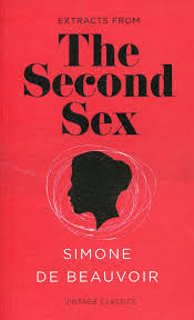 "Simone De Beauvoir's ""The Second Sex."""