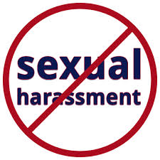 Stop sexual harassment!