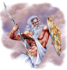 Zeus, Thunder God