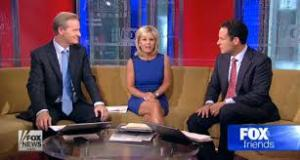 Fox and Friends with Gretchen Carlson