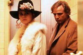 Maria Schneider and Marlon Brando, Last Tango In Paris