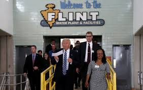 Welcome to Flint, and poisonous drinking water.